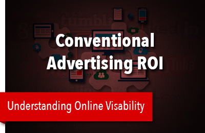Conventional Advertising ROI