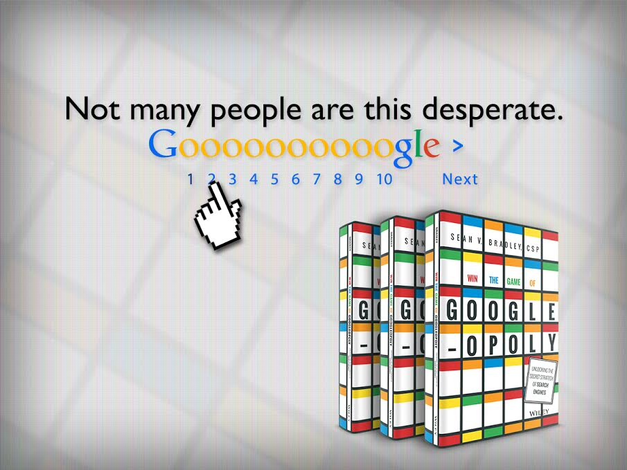 google desperate